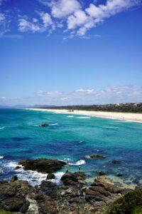 Blue Sea - GP Job New South Wales Beautiful Beach